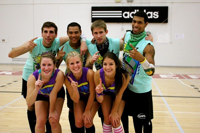 RAGE DODGEBALL - SPECIAL EVENT - York University Athletics