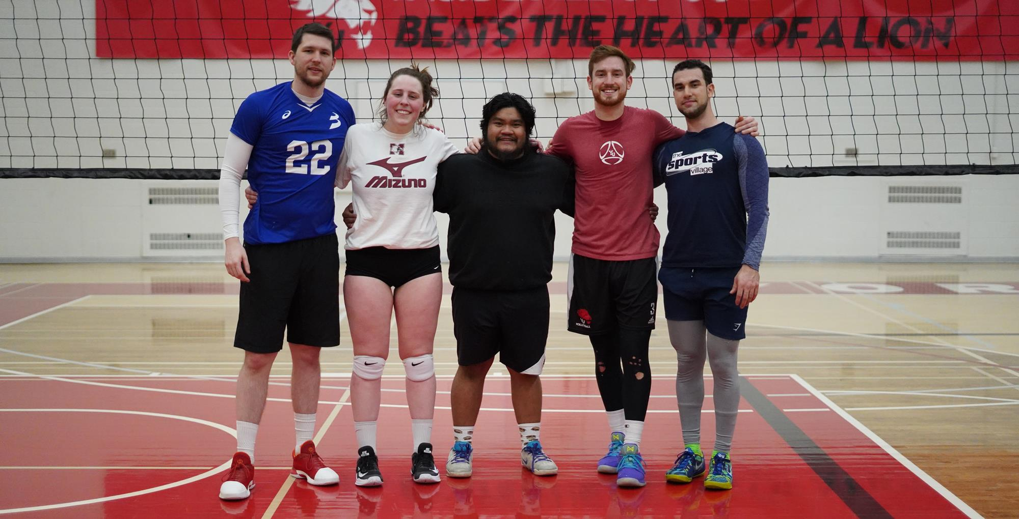 SUGAR AND SPIKE NAMED 2019 RAGE VOLLEYBALL CHAMPION - York